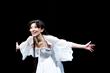 Yuriko Miyake as Maria in The Puppet Train