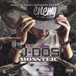 "Coast 2 Coast Mixtapes Presents the ""Monsters"" Mixtape by J-Dos"