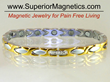 New 5200 Gauss Magnetic Bracelet for Pain Released By Superior Magnetics