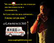Comedian Lawrence360 of the Laughing with Comics 2014 Comedy Tour