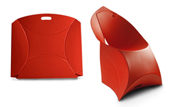 Displays & Exhibits Fold Flat Furniture Line: ümlot