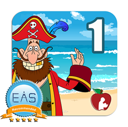 Red Apple Reading App Now EAS 5-Star Rated and Recommended!