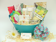 New Home Spa Gift Basket