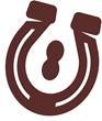 Ricky's Lucky Nuts Logo