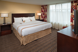 Waterfront Place Hotel Guestroom