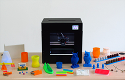 Amaker™ - World's First Dual ARM Open Source 3D Printer