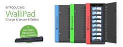 Wallipad iPad charging cabinet
