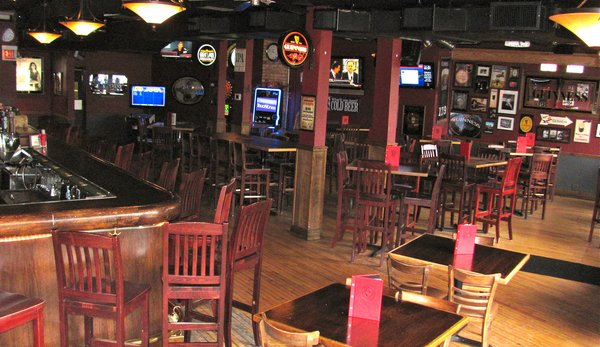 Affordable Seating Helps The Wild Goose Bar And Grill In