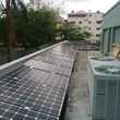solar mounting, elevated systems, Dominican Republic