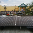 solar mounting, elevated system