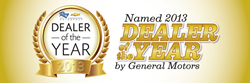 Ray Chevrolet 2013 Dealer of the Year