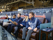 Jerome's Furniture Creates Luxury Viewing Area at Petco Park