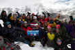 World T.E.A.M. Sports' 2010 Soldiers to the Summit Expedition successfully summited Lobuche East.