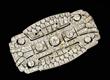 Edwardian Diamond and Platinum Brooch