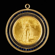 Saint-Gaudens $20 US Walking Liberty Gold Piece