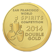 Yellow Rose Distilling receives Double Gold medal at the 2014 San...