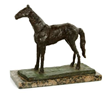 Diego Giacometti, Sculpture of a Horse, Bronze
