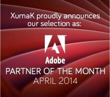 XumaK AEM CQ5 Partner of the Month