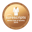 Connexin Software Receives Surescripts 2013 White Coat of Quality...