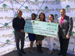 Cypress Bayou Casino Donates over $30,000 to Susan G. Komen Acadiana