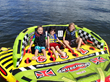 Tubing at CB Smith Park is just one of the many exciting field trips campers at Camp Sagemont enjoy each summer.