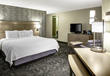 King Guest Room |Courtyard by Marriott Columbus Downtown