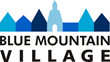 Blue Mountain Village logo