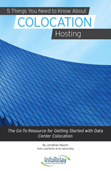 5 Things You need to Know About Colocation Hosting ebook