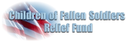 The Children of Fallen Soldiers Relief Fund, David Heard, Love Flags