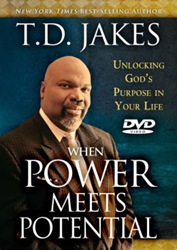Bishop T.D. Jakes challenges believers to find their purpose with...