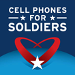 Cell Phones For Soldiers, serving troops and veterans