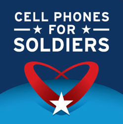 Cell Phones For Soldiers New Logo Unveiled to Kick Off Next Decade of Service.