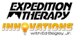 Upcoming Episode of Innovations to Showcase Expedition Therapy