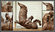 Surreal Sculpture Artist, Cheri Mittermaier Tells Cautionary Tale of...