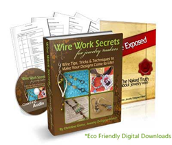 wire work secrets for jewelry makers review