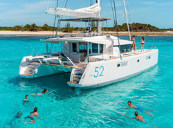 yacht charter in Europe