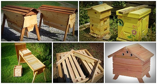 how to build a warre hive
