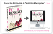 How to Become a Fashion Designer Book Review | Discover Annette...
