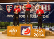 PSCA Results for First Event of the 2014 Professional Tour