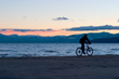 Summer in Lake Tahoe is ideal for bicycling, including cruising town on The Landing's complimentary bikes.