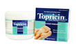 Topricin Foot Therapy Cream samples in the walkers' gift bags will ease the pain of wearing high heels