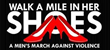 To find a regional walk or organize one of your own, visit the Walk a Mile in Her Shoes website by clicking on the link in the news release