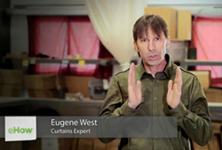Eugene West, Curtain Expert
