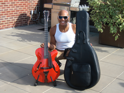 Official Reunion Blues Artist Mark Whitfield