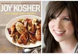 Joy of Kosher Cookbook and Jamie Geller
