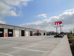 Inland's new Austin facility, which officially opened March 17, is located at 9000 E. Highway 290.