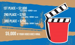 3rd Annual HANDy Paint Products Online Video Contest