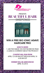 TheBeautyPlace Facebook Contest