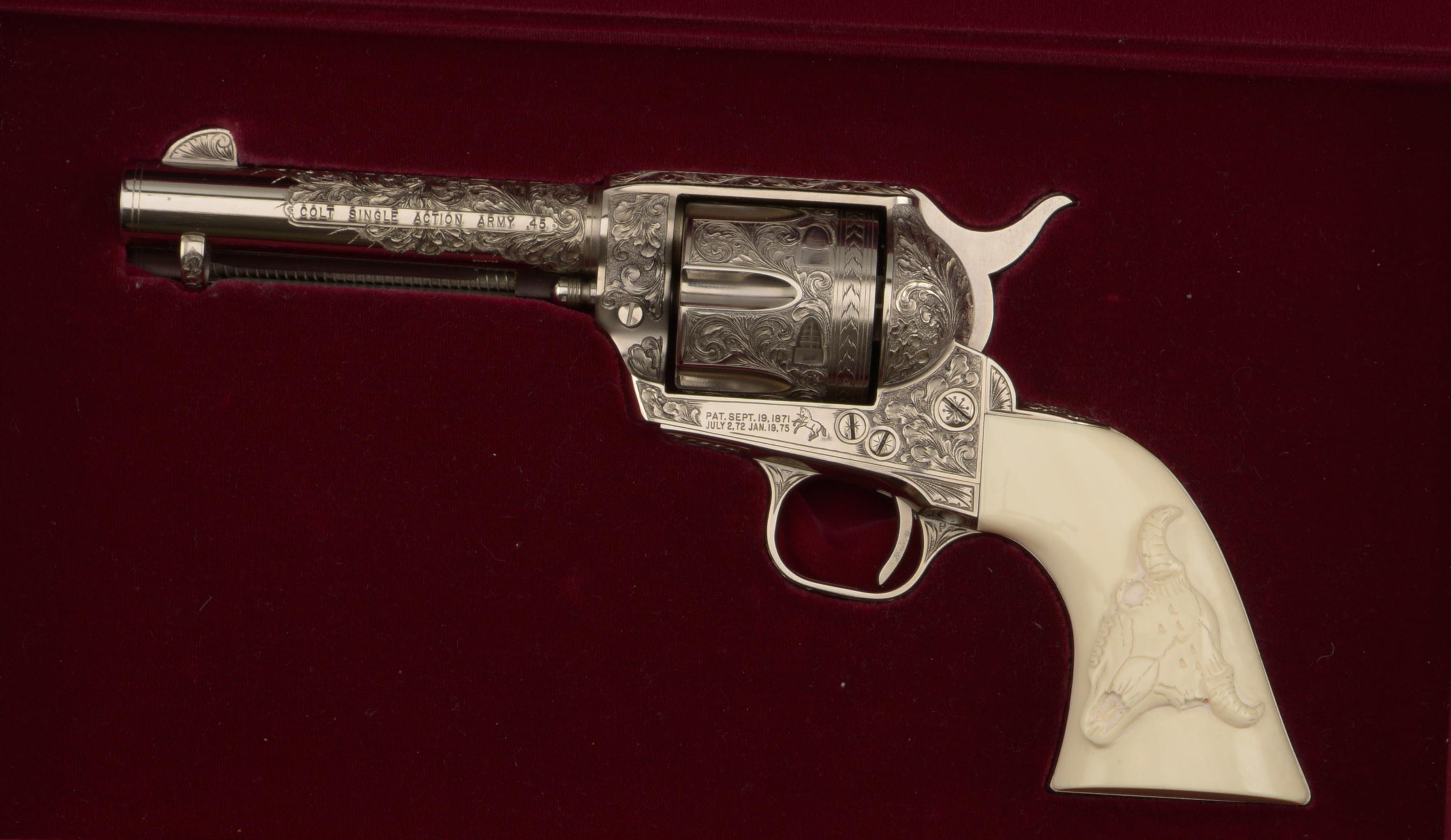 Buffalo Bill Center Of The West Acquires Lone Rangers Pistol - Gun museums in usa