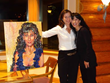 Unveiling Sharon Ballantine's Oil Portrait Commission